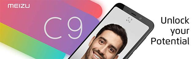 Meizu C9, Android 8 Oreo puro e Face Unlock da meno di 90 euro