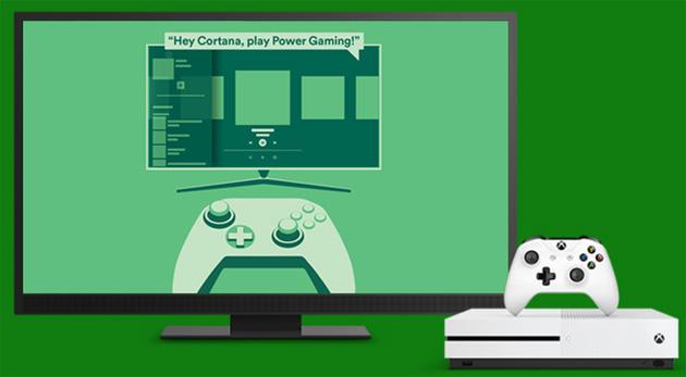 Spotify su Xbox One con nuovo design e supporto di Cortana