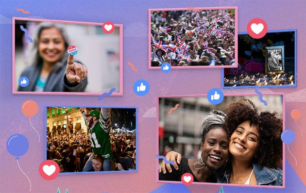 Facebook riassume il 2018 e rilascia il video personale dei momenti speciali condivisi
