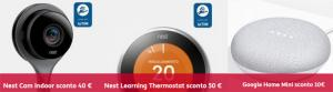 TIM Party sconta prodotti Google Home Mini e Nest (aggiornato)