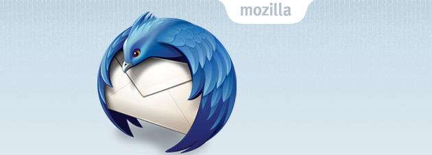 Mozilla promette un Thunderbird piu' bello, veloce e con miglior supporto di Gmail per il 2019