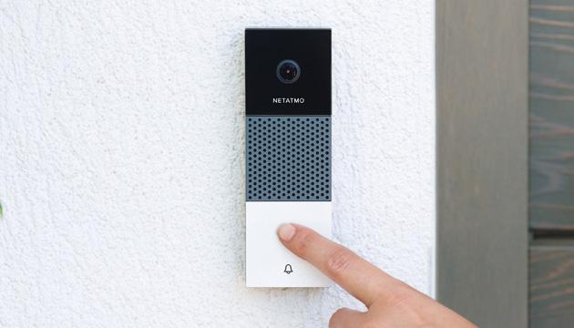 Il Campanello Intelligente con Videocamera di Netatmo arriva in Italia