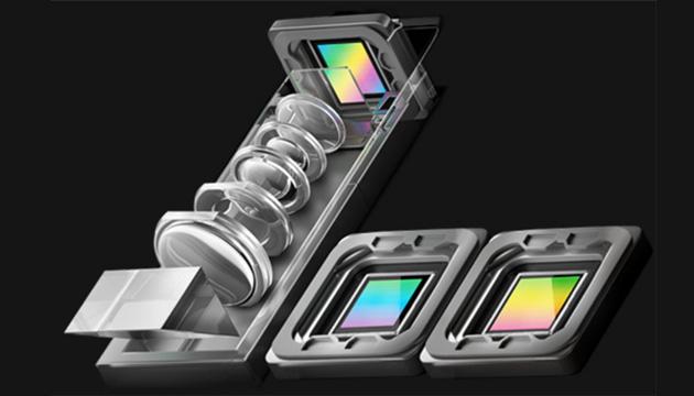 Oppo annuncia tripla fotocamera con zoom 10x 'lossless' e lettore di impronte digitali sotto-schermo piu' grande (aggiornato)
