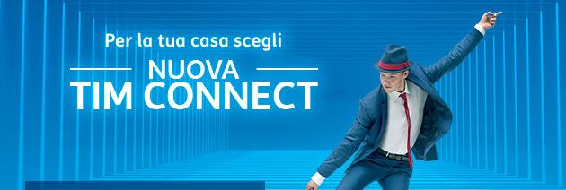 TIM Connect 2019, offerta per clienti TIM Fisso