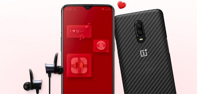 OnePlus per San Valentino 2019, diversi bundle in piccole offerte
