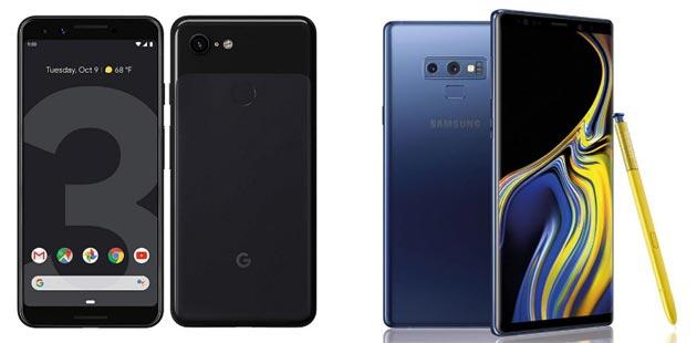 DxOMark ora testa le fotocamere frontali degli smartphone: Pixel 3 e Galaxy Note9 guidano la classifica iniziale
