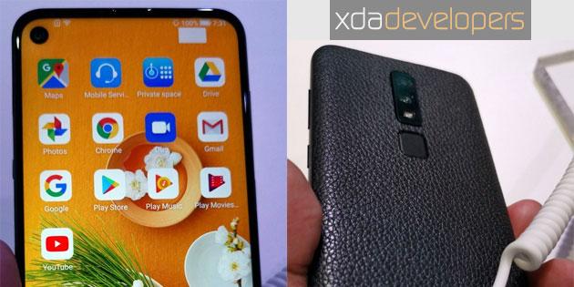 HiSense U30, smartphone Android 9 Pie con display O-Infinity e camera da 48MP