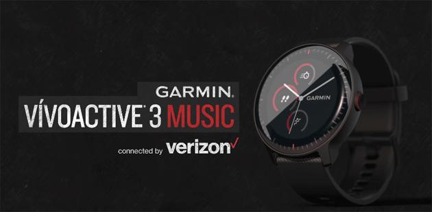 Garmin lancia il suo primo smartwatch 4G LTE