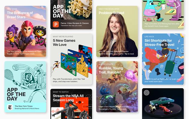 Apple apre il 2019 con record di vendite su App Store