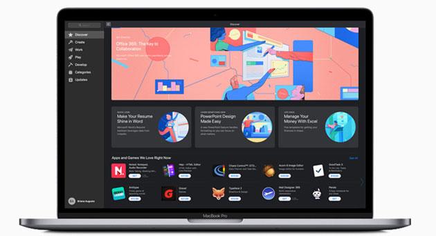Office 365 disponibile sul Mac App Store con esperienza ottimizzata per Mac