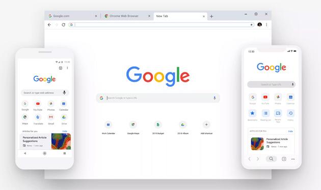 Chrome 72 rimuove la configurazione di Chromecast, su Android cambiano le notifiche multimediali