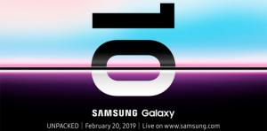 Samsung Galaxy Unpacked 2019: previsioni finali e come seguire la diretta streaming