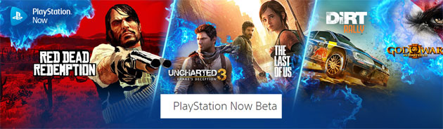Foto PlayStation Now Beta su console in Italia