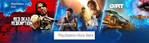 PlayStation Now Beta su console in Italia