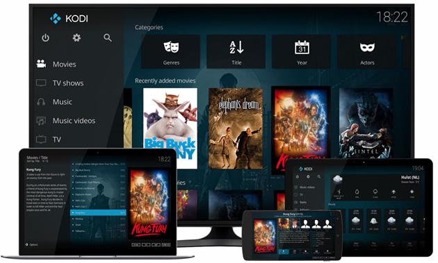 Kodi bloccato sui televisori Sony Android TV