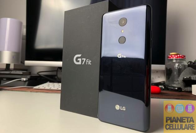 Recensione LG G7 Fit, come un ex top di gamma