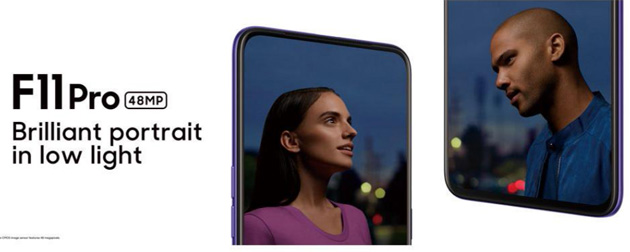 Foto Oppo F11 Pro con camera da 48MP imminente