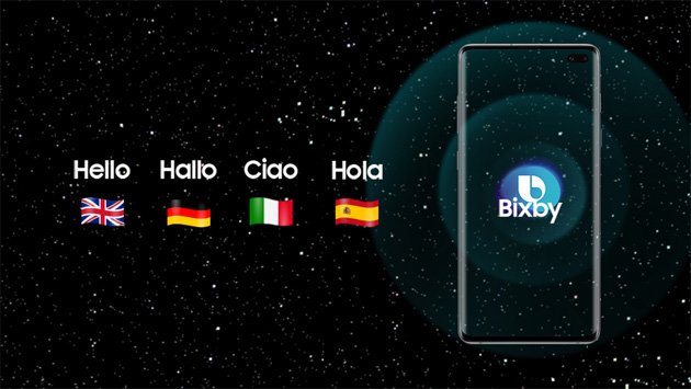Samsung Bixby parla italiano, disponibile in Italia
