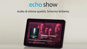 Amazon Echo Show in Italia