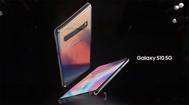Samsung Galaxy S10 5G, il primo smartphone 5G di Samsung in mostra al MWC 2019: in Italia dall'Estate con TIM e Vodafone