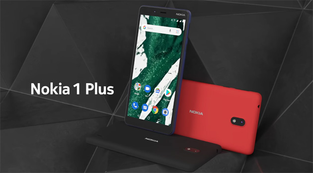 Foto Nokia 1 Plus con Android 9 Pie Go: Specifiche, Foto, Video e Prezzi