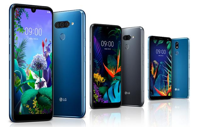 LG annuncia i telefoni Q60, K50 e K40 di fascia media