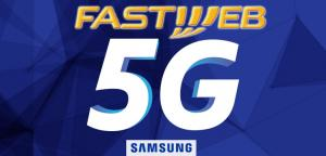 Fastweb e Samsung sperimentano il 5G Fixed Wireless Access in Italia