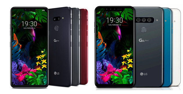 Foto LG G8 e G8s ThinQ ufficiali: Specifiche, Foto e Video Anteprima