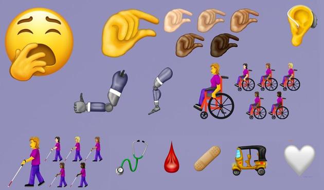 Unicode Emoji 12, 230 nuove emoji nel 2019