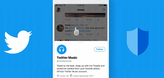 Twitter testa nuova anteprime dei profili su iOS