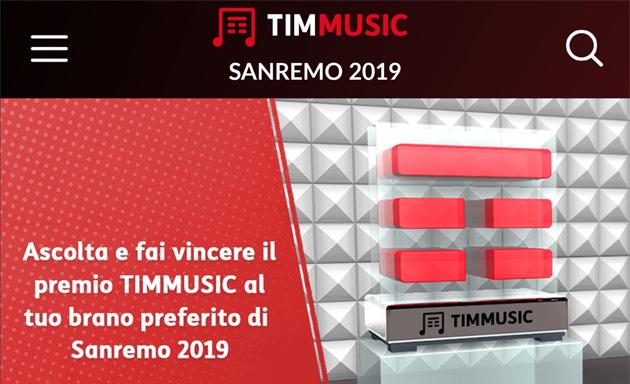 TIM accende la rete 5G a Sanremo
