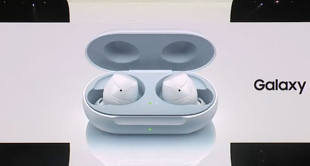 Samsung Galaxy Buds, auricolari full wireless con ricarica wireless e bluetooth 5 in Italia