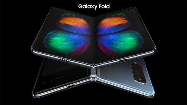 Galaxy Fold primo smartphone Samsung senza jack 3,5mm