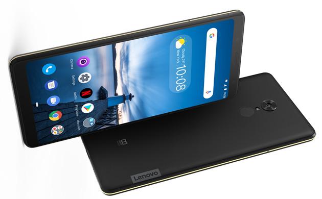 Lenovo Tab V7, un tablet con il DNA di uno smartphone