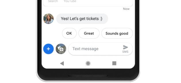 Google Assistente in Messaggi su Android sta per arrivare
