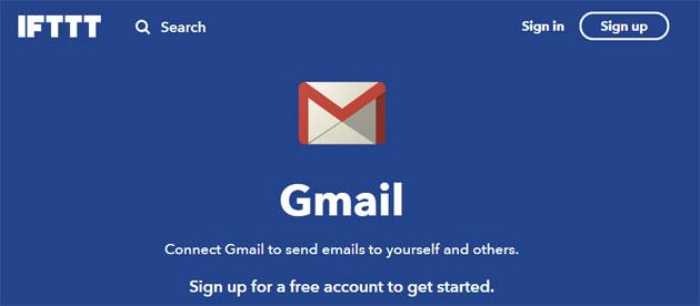 Gmail termina il supporto per IFTTT, per Google questione di sicurezza dei dati degli utenti
