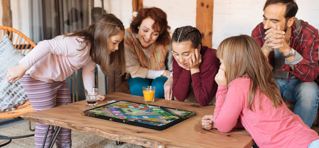 Archos Play Tab, il gioco da tavolo digitale