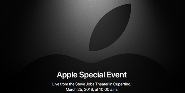 Apple annuncia Apple News+, Apple TV+, Apple Arcade, Apple Card