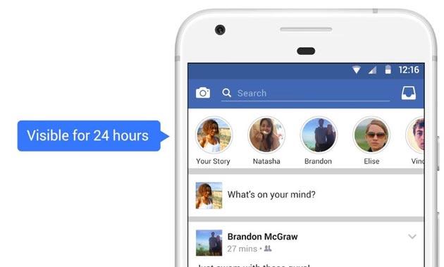 Facebook, gli Eventi si possono condividere nelle Storie