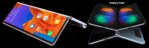 Foto Samsung lavora su due nuovi telefoni pieghevoli mentre risolve un problema del Galaxy Fold