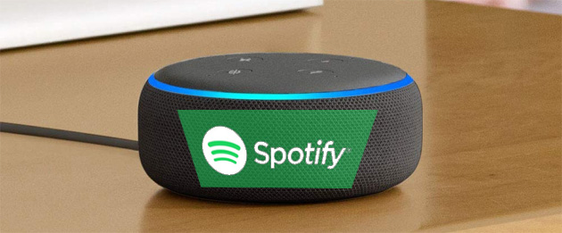 Spotify Free sui dispositivi con Alexa, anche Amazon Echo