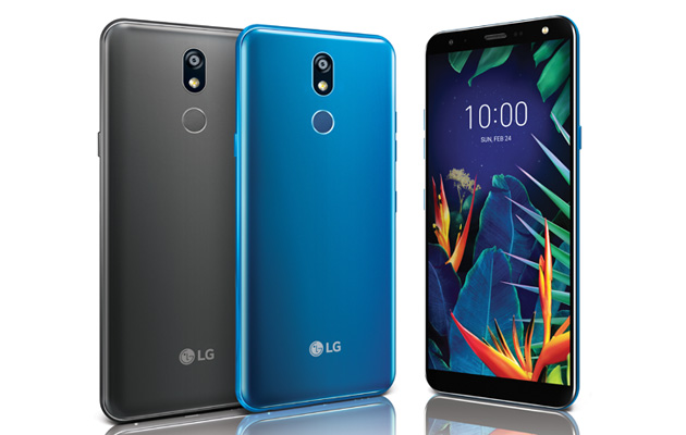 Foto LG K40 in Italia con IA, display FullVision 5,7 pollici, due fotocamere e audio 3D surround