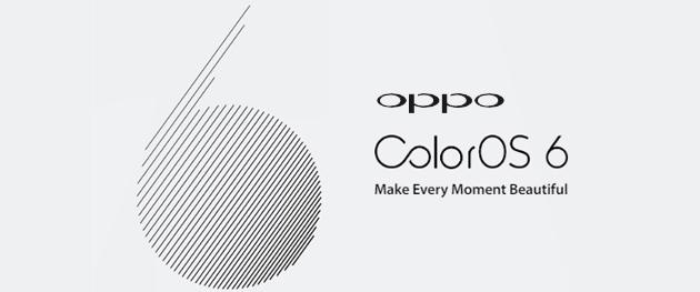 Oppo lancia ColorOS 6.0 basato su Android 9 Pie