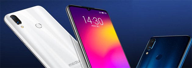 Meizu Note9 ufficiale con camera da 48MP