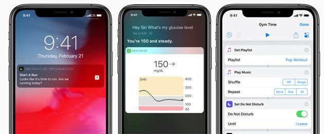 Apple Siri, comandi rapidi utili per salute e fitness