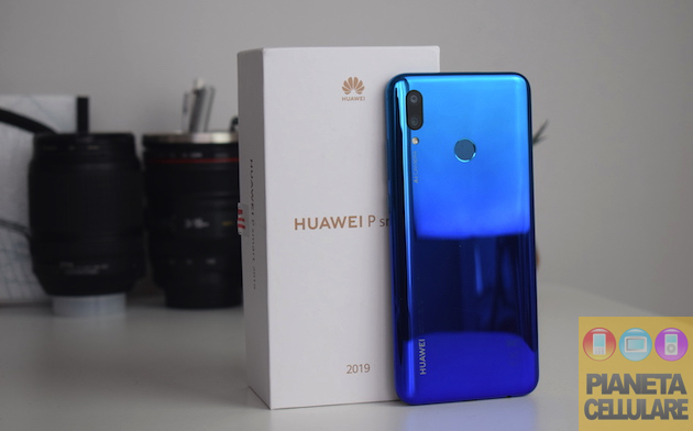 Recensione Huawei P Smart 2019, potenziale Best Buy