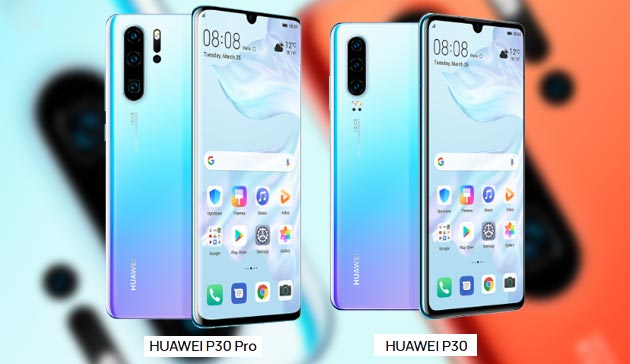 Foto Huawei P30 e P30 Pro ufficiali: Specifiche, Foto, Video e Prezzi in Italia con Sonos One in regalo ai primi acquirenti
