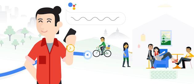 Google Assistente disponibile in sempre piu' app, ovunque