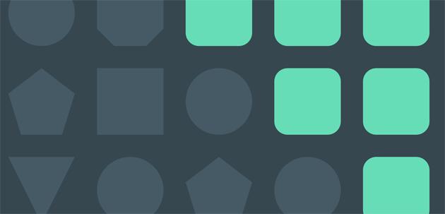 Google cambia le regole delle icone di app Android, ora quadrate con angoli arrotondati