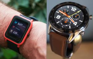 Honor Magic Watch e Xiaomi Amazfit Bip in offerta in Italia